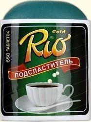 Заменитель сахара, Рио голд табл. №650